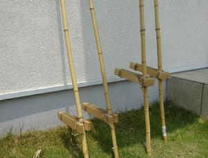 【昔ながらの遊び】竹馬作り|一緒に作って創造力を高めよう!