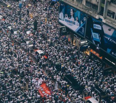 香港デモ|わかりやすく解説。雨傘革命と逃亡犯条例、香港の民主化は?
