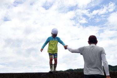 高知旅行に行ってきた|川遊び・海水浴・カニ釣り|須崎市よいとこ