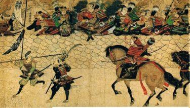 【日本を知ろう】国體15 天壌無窮を支えたものⅢ 元寇による国家の危機