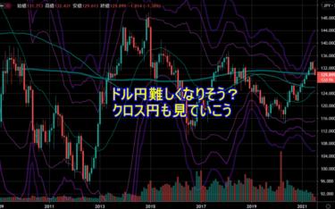 急激なリスクオフ到来!!ドル円以外の通貨考慮しはじめたら・・